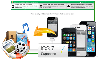 Tenorshare iPhone Data Recover