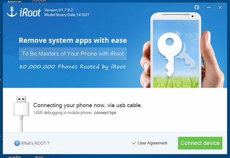 iroot software