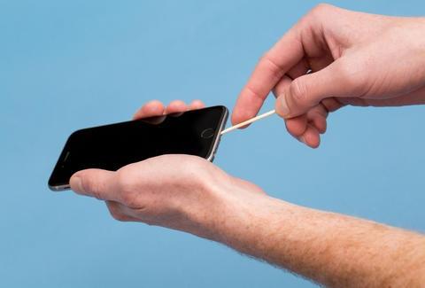 error 2001 iphone 5