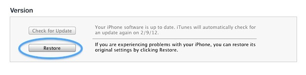 fix itunes error 21