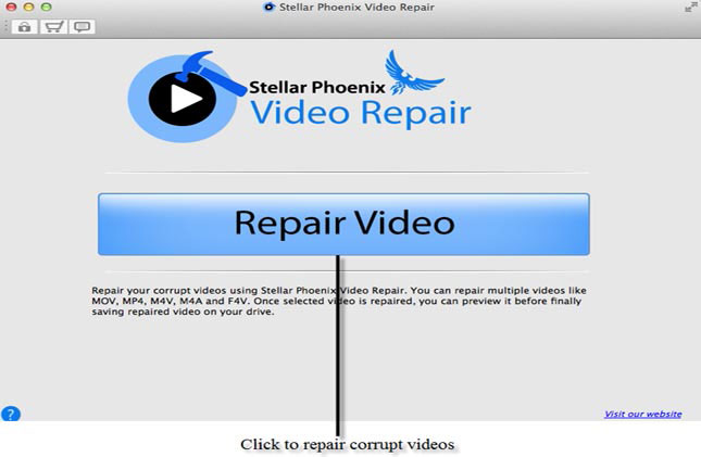mp4 video recovery