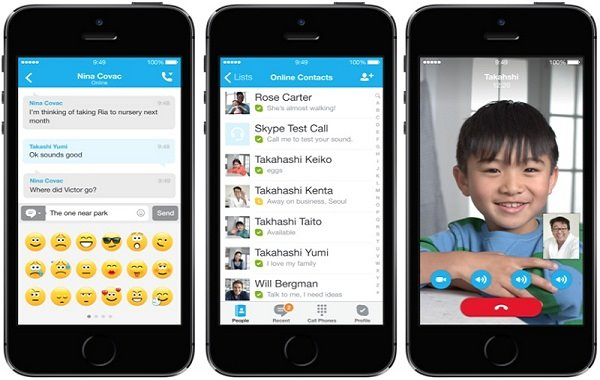 best messaging app for iphone