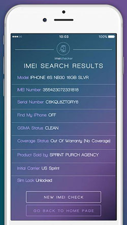 Top 6 Free Apps to Check IMEI on iPhone and Android [Updated]