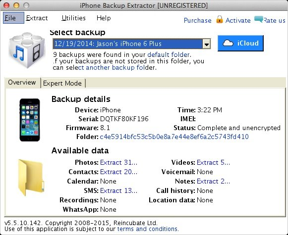 best iphone backup software