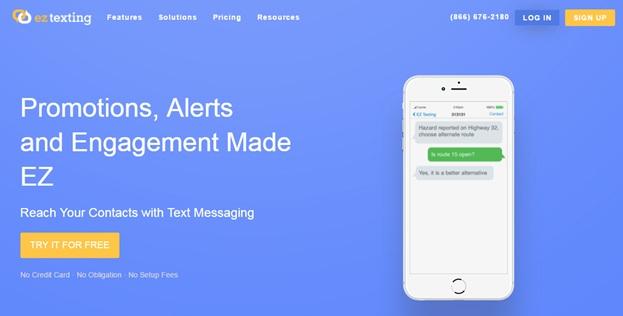 mass messaging service