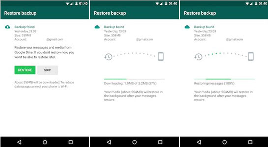 how to recover deleted files from whatsapp on android