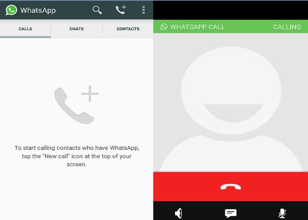 how to make international calls using whatsapp