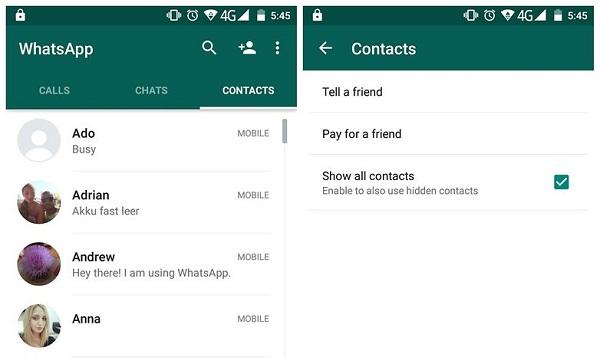 WhatsApp Box - Girls whatsapp number