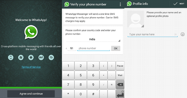 whatsapp for sony ericsson