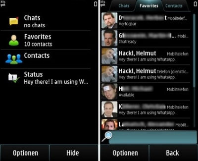 Guide on How to Use WhatsApp for Symbian