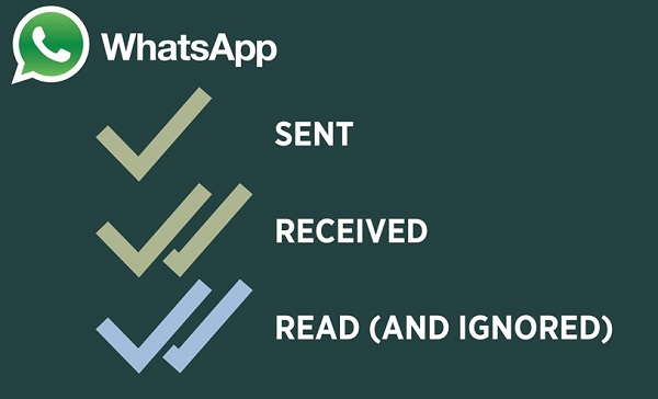 Whatsapp ticks