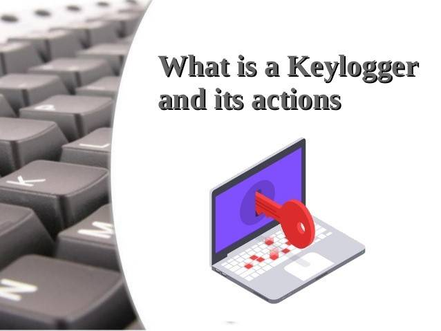 what is keylogger