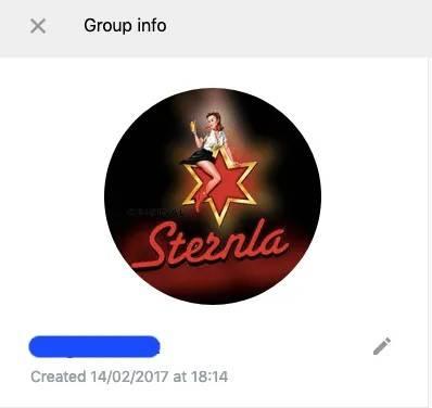 create whatsapp group chat